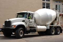 Ready Mix Truck Picture 1