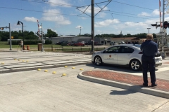 Sixth Street Rail Crossing 3 Garland, TX